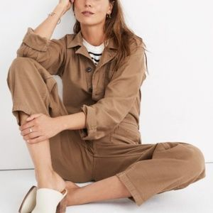 NEW MADEWELL Coveralls Jumpsuit X-LARGE!